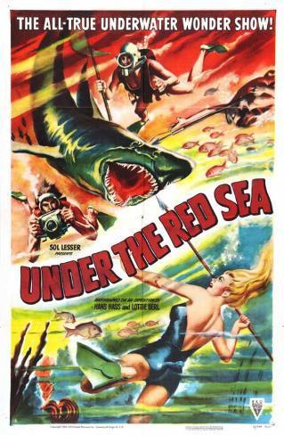 Under the Red Sea Masterprint
