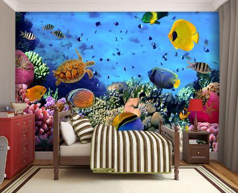 Under the Sea Wall Mural Wallpaper Mural AllPosterscouk