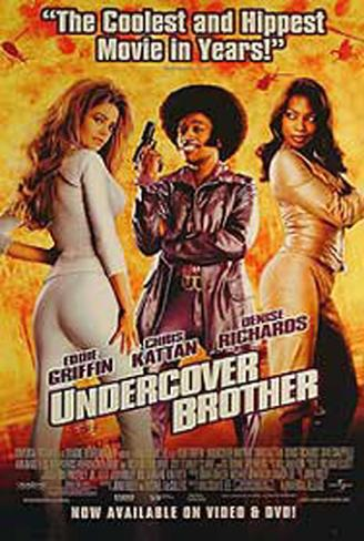 Undercover Brother Original Poster