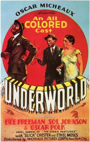 Underworld Masterprint