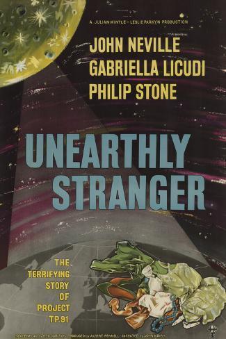 Unearthly Stranger (The) Art Print
