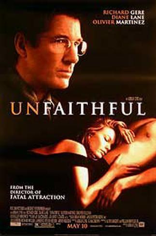 Unfaithful Original Poster