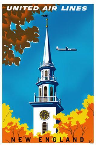 United Airlines Masterprint