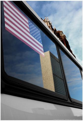 United Nations Reflection Poster