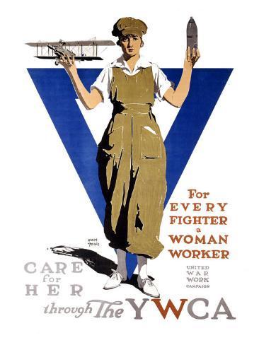United War Work Campaign Giclee Print