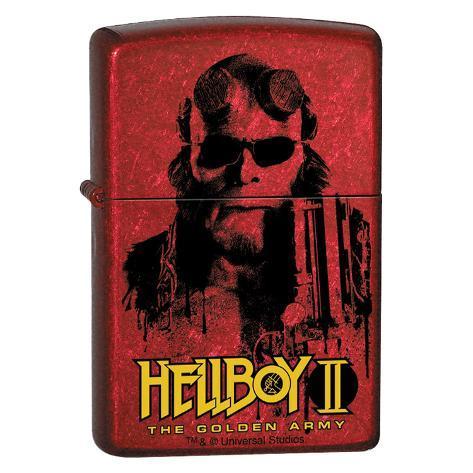 Universal - Splatter Gun Hellboy Zippo Lighter Lighter
