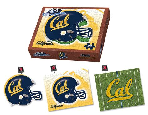 University Of California Berkley Golden Bears Cal-Berkley Puzzle Jigsaw Puzzle