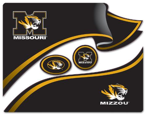 University of Missouri Peel & Stick Laptop Wear Laptop Stickers