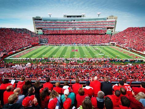 University of Nebraska - Memorial Stadium Photo
