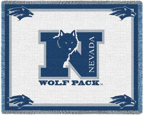 University of Nevada, Logo Throw Blanket