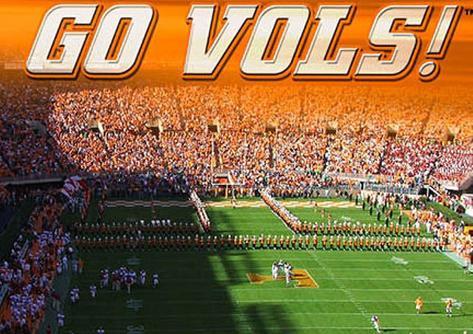 University of Tennessee-Neyland Stadium Photo