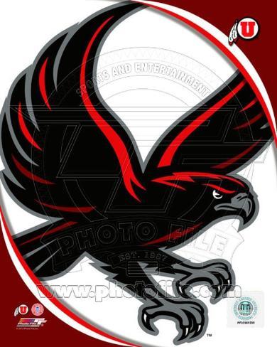University of Utah Utes Team Logo Photo
