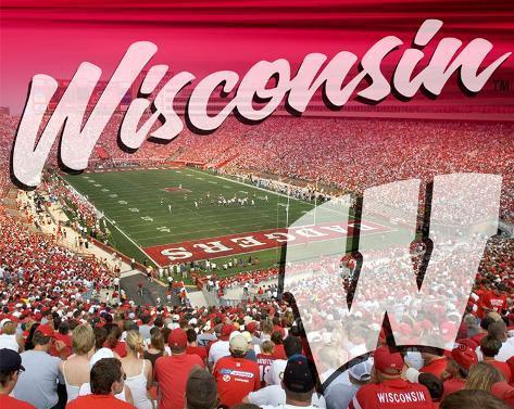 University of Wisconsin-Camp Randall Stadium Photo