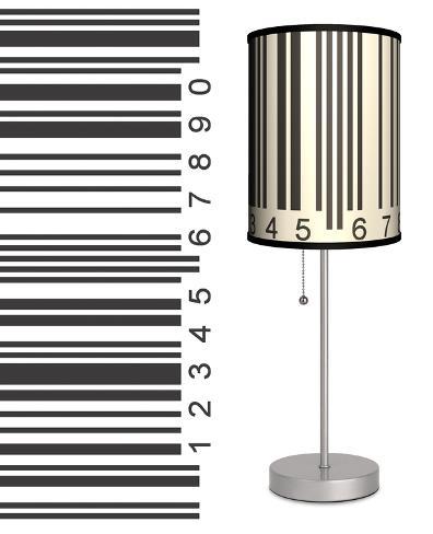 UPC White - Table Lamp Table Lamp