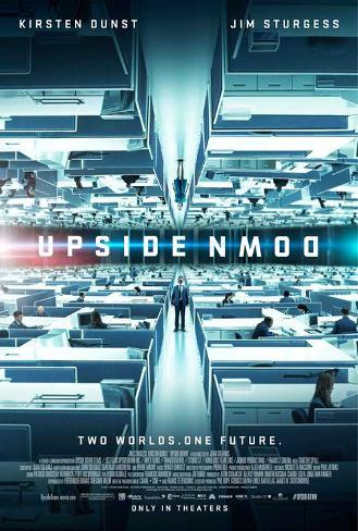 Upside Down (Jim Sturgess, Kirsten Dunst, Timothy Spall) Movie Poster Poster
