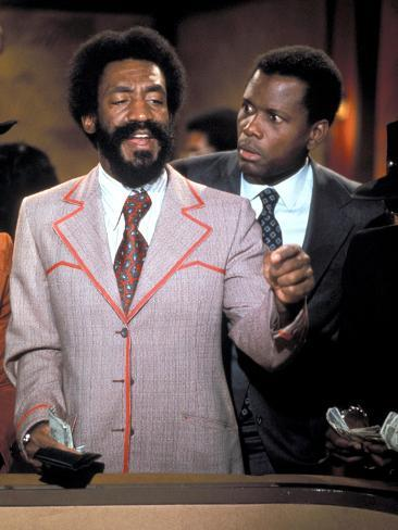 Uptown Saturday Night, Bill Cosby, Sidney Poitier, 1974 Photo