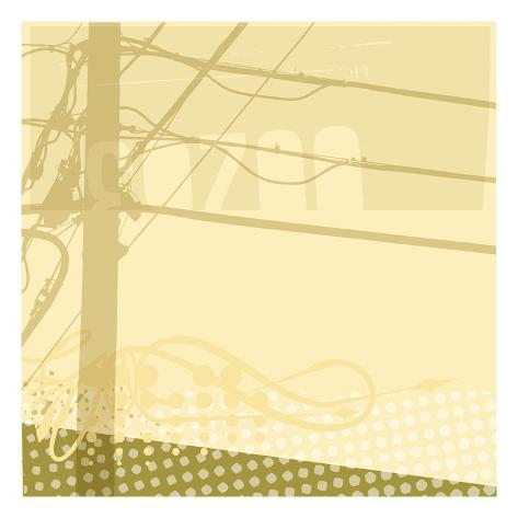Urban Stretched Canvas Print