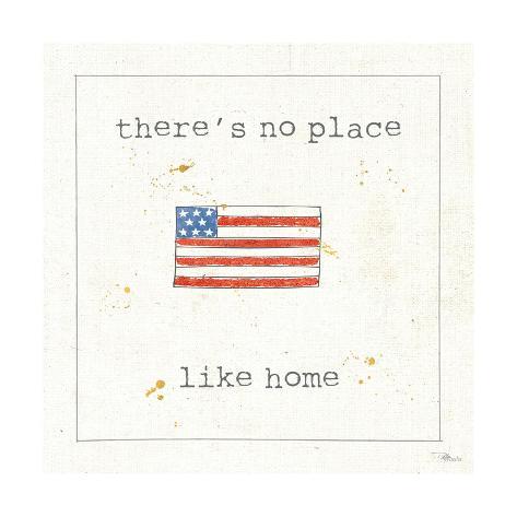 USA Cuties I Art Print