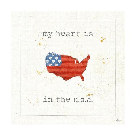 USA Cuties II Art Print
