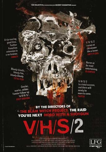 V/H/S 2 Movie Poster Poster