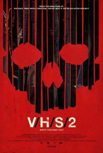 V/H/S 2 Movie Poster Masterprint