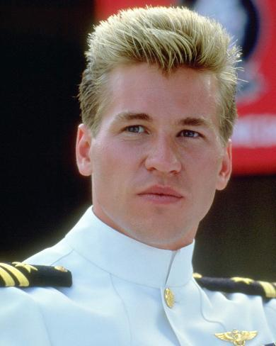 Val Kilmer, Top Gun (1986) Fotografia