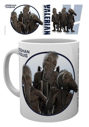 Valerian - Doghan Daguis Mug