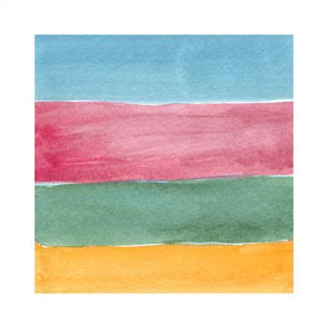 Watercolor 2, c.2011 Premium Giclee Print