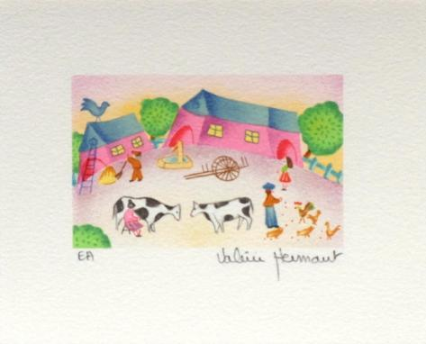 La Ferme Collectable Print