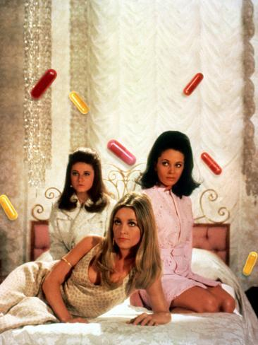 Valley Of The Dolls, Patty Duke, Sharon Tate, Barbara Parkins, 1967 Photo