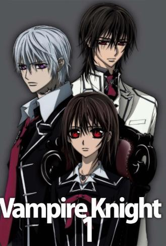 Vampire Knight - Japanese Style Poster