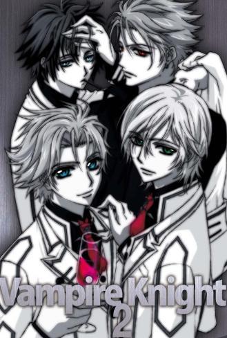Vampire Knight - Japanese Style Poster