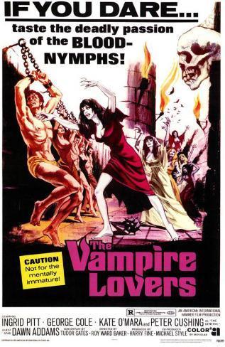Vampiri amanti Stampa master