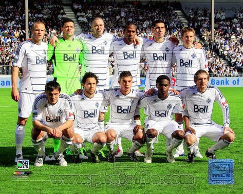 Vancouver Whitecaps 2011 Team Photo Photo