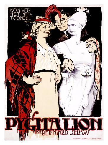 Pygmalion Giclee Print