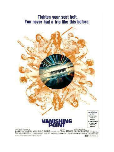Vanishing Point, 1971, © 20th Century Fox, TM & Copyright / Courtesy: Everett Collection Art Print