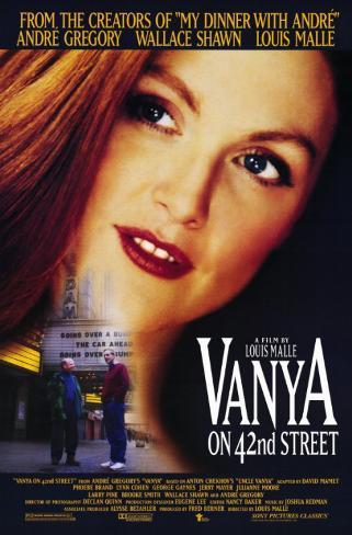 Vanya on 42nd Street Masterprint