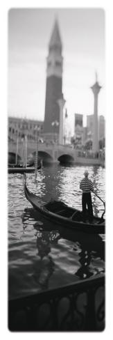 Venice II Stretched Canvas Print