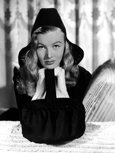 Veronica Lake, 1941 Photo