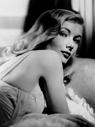 Veronica Lake, Early 1940s Photo