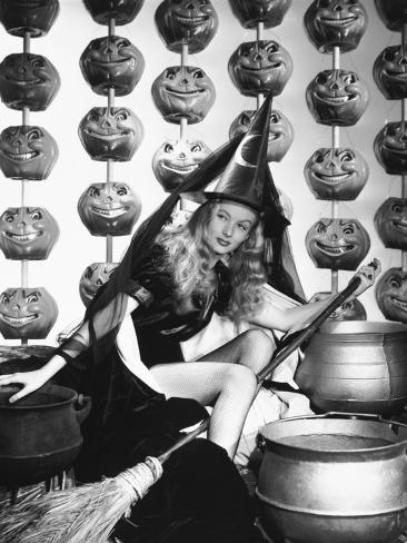Veronica Lake, I Married a Witch, 1942 Photographic Print
