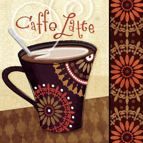 Cup of Joe IV Premium Giclee Print