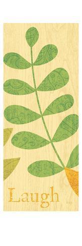 Nature Trio Premium Giclee Print