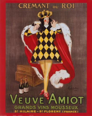 Veuve Amiot Poster