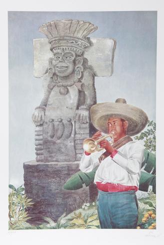 Musician Porfieno Santana Edizione limitata