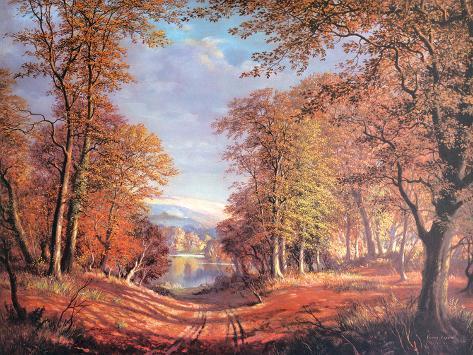 Autumn Giclee Print