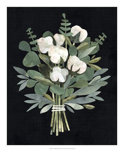 Cut Paper Bouquet I Giclee Print