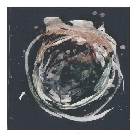 Molten Orbit I Art Print