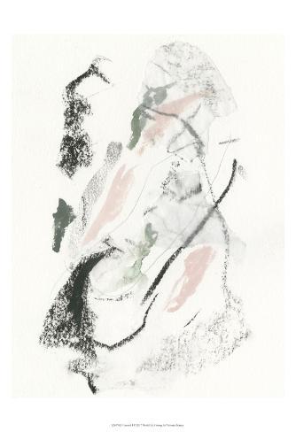 Unravel I Art Print