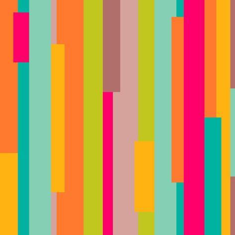 Abstract Geometric Pattern Art Print